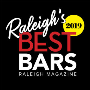 Raleigh Magazine Best Bars