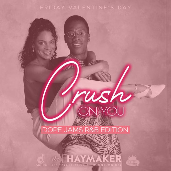 2020-02-14 - Dope Jams at The Haymaker - Valentine's Day Edition