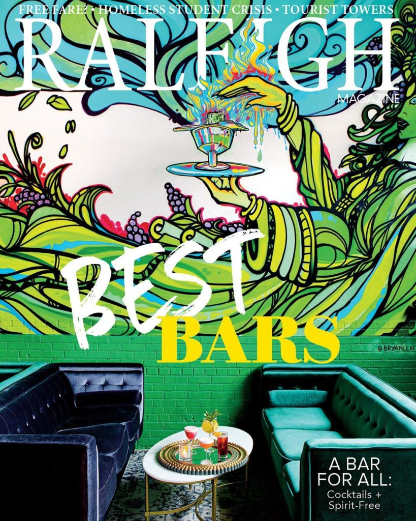 Raleigh Magazine Best Bars 2019